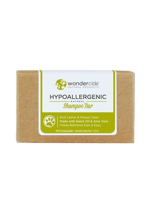 Wondercide Hypoallergenic Shampoo Bar