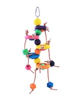 Scooter Z's Space Station Bird Toy