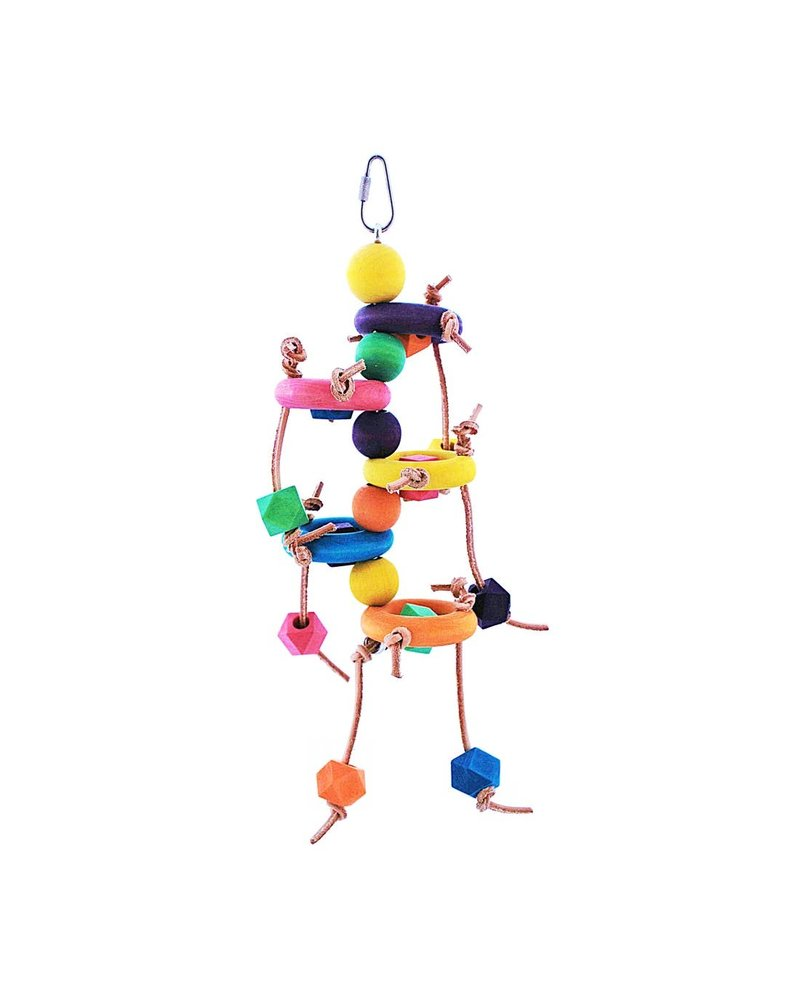 Scooter Z's Space Station Bird Toy