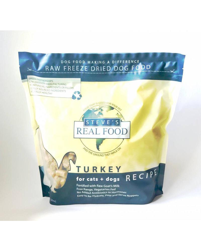 Steve's Real Food Freeze-Dried Turkey