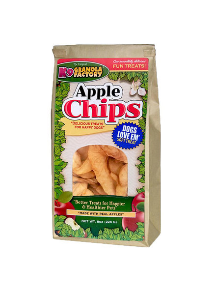 K9 Granola Factory Apple Chips