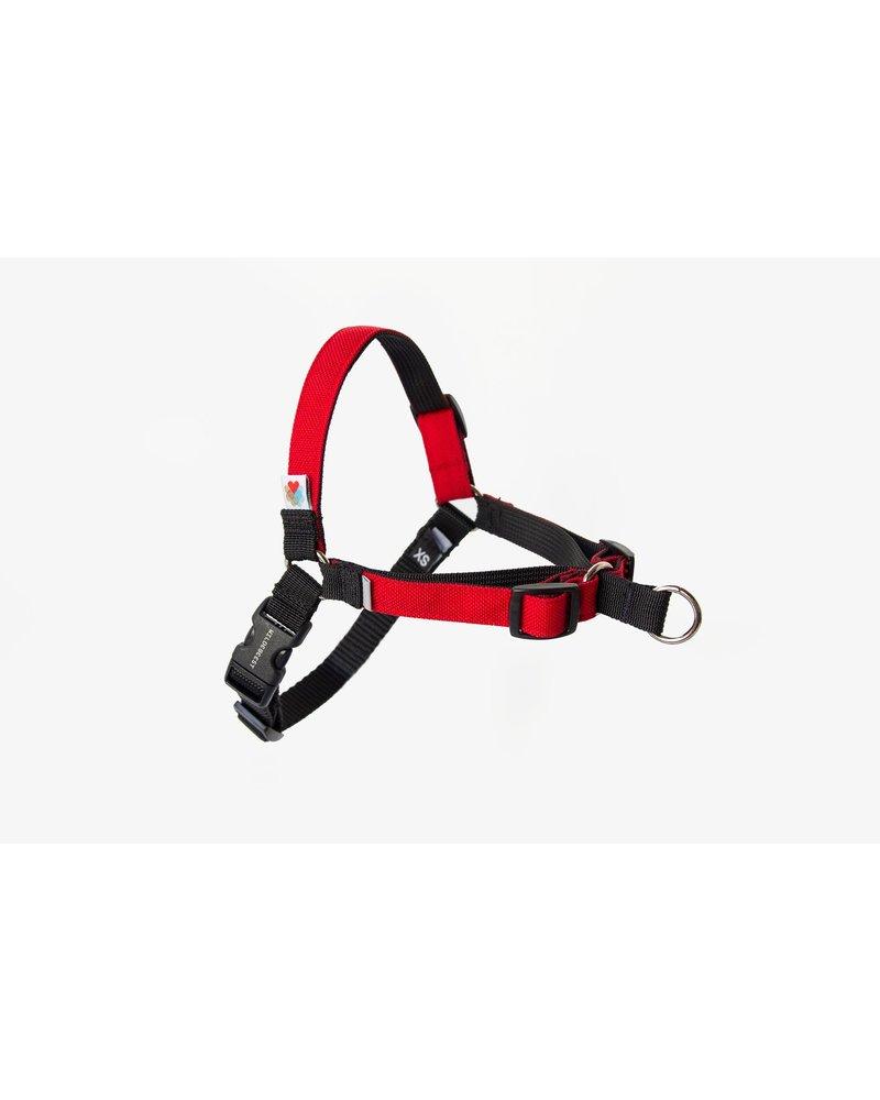Wildebeest Linden No-Pull Harness, Red