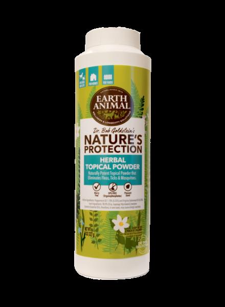 Earth Animal Flea & Tick Topical Herbal Powder