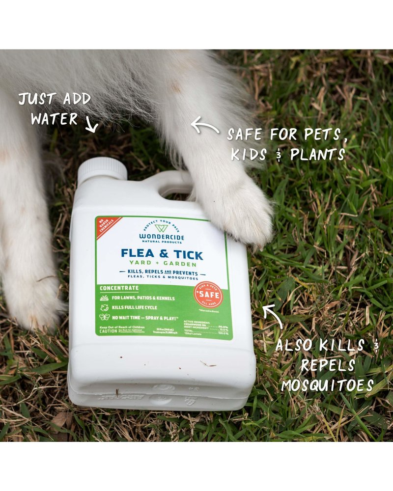 Wondercide Flea & Tick Concentrate for Yard + Garden
