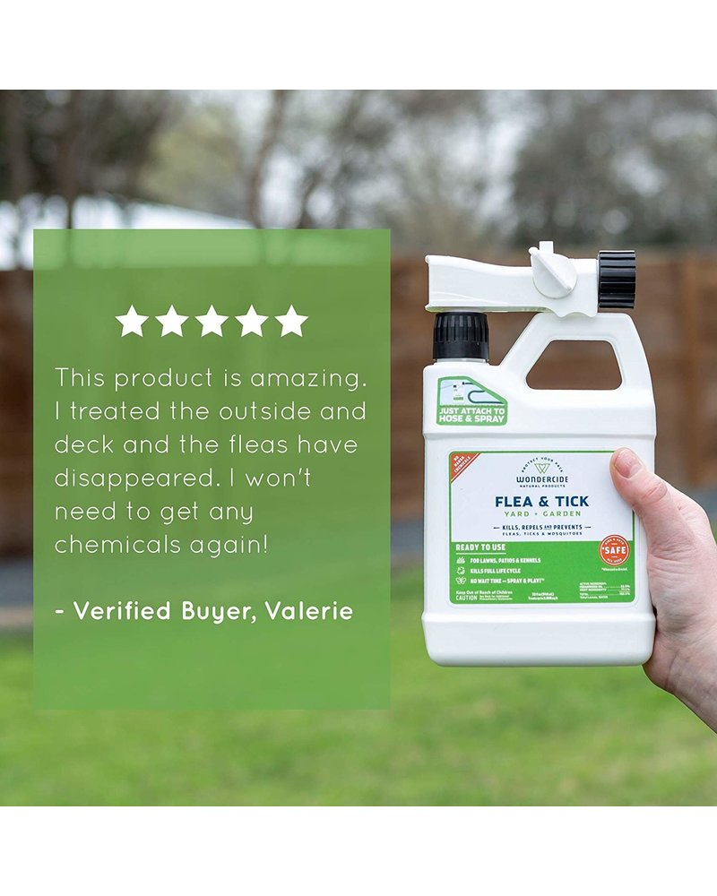 Wondercide Ready-To-Use Pest Control for Yard + Garden