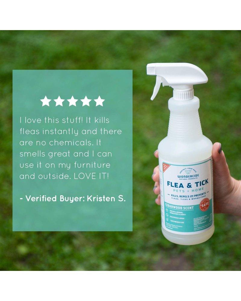 Wondercide Flea & Tick Spray for Pets + Home - Cedarwood