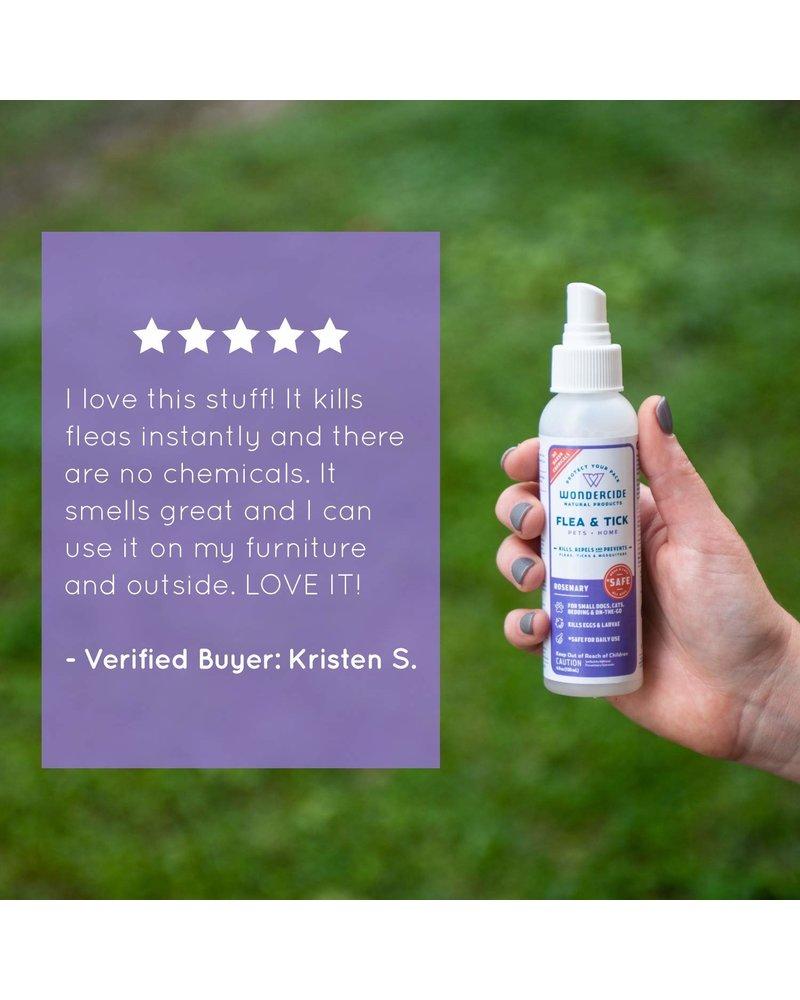 Wondercide Flea & Tick Spray for Pets + Home - Rosemary