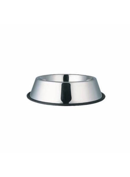 No Tip Stainless Steel Dish