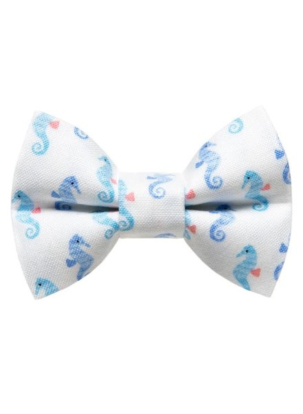 Sweet Pickles Designs Bow-Tie, Seahorses
