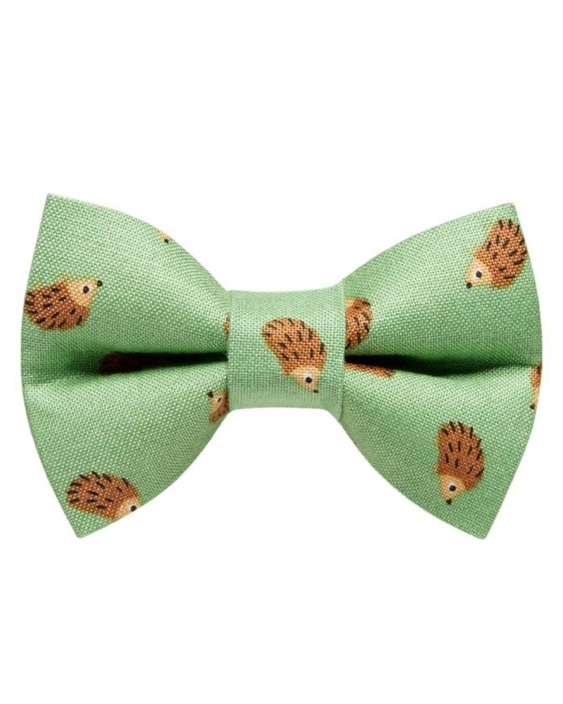 Sweet Pickles Designs Bow-Tie, Hedgehog