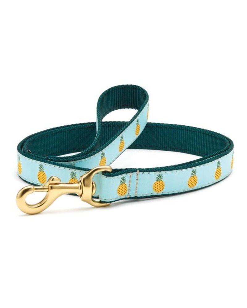 Up Country Dog Lead, Pineapple