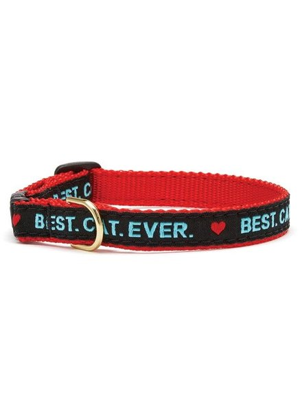 Up Country Cat Collar Best Cat Ever