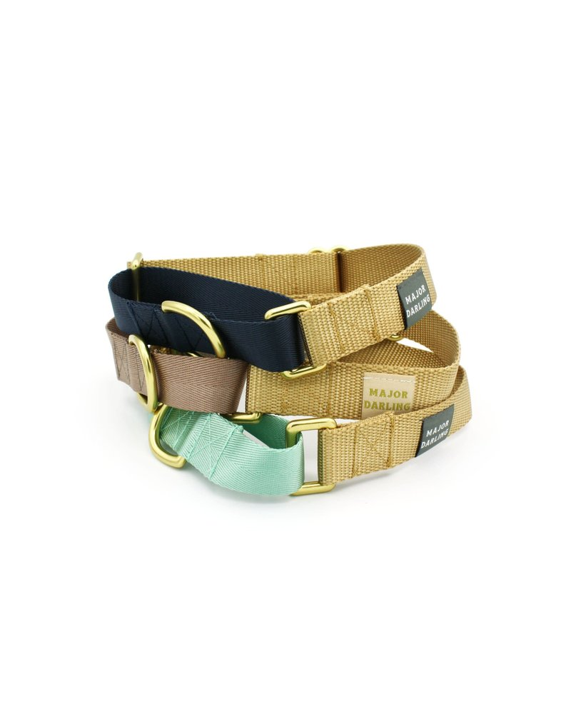 Major Darling Martingale Collar