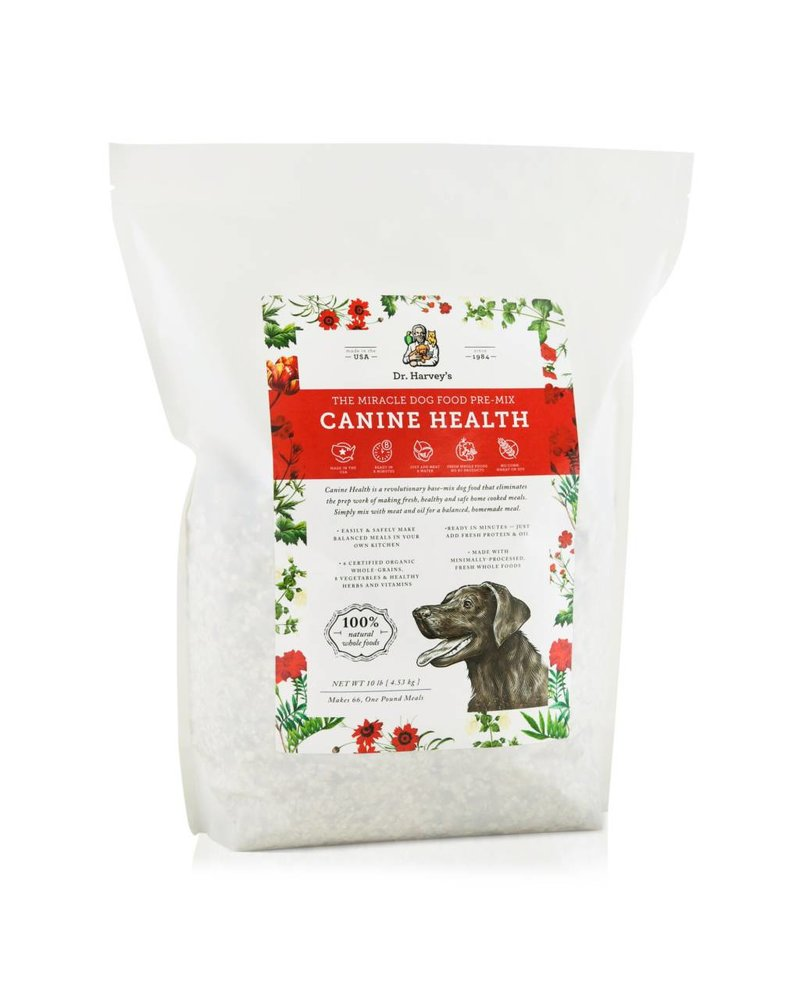 Dr. Harvey's Canine Health Miracle Dog Food