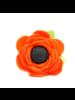 Mimi Green Poppy Collar Flower