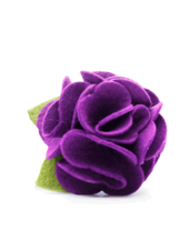 Mimi Green Hydrangea Collar Flower