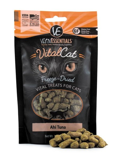 Vital Essentials Ahi Tuna Bites for Cats