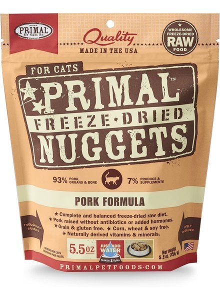 Primal SALE - Primal Pork 5.5oz