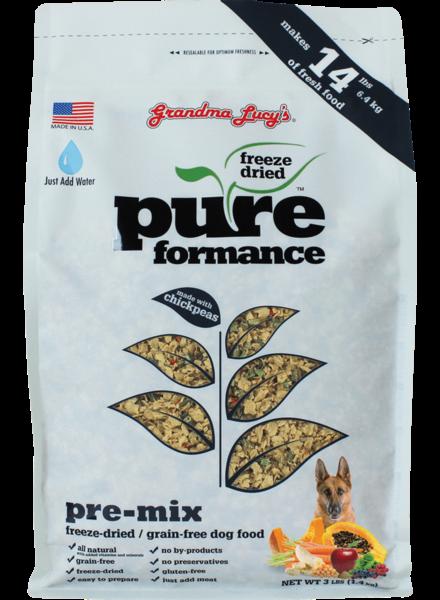 Grandma Lucy's SALE - Pure Premix 3lb