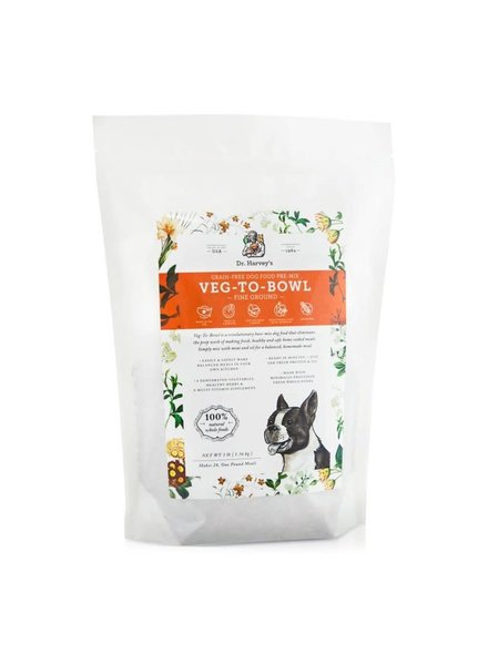 Dr. Harvey's SALE - Veg Fine Ground 3lb