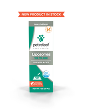 Pet Releaf NEW Liposomes 100 - Pollock Oil