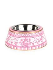 Pagoda Pet Bowl, Pink