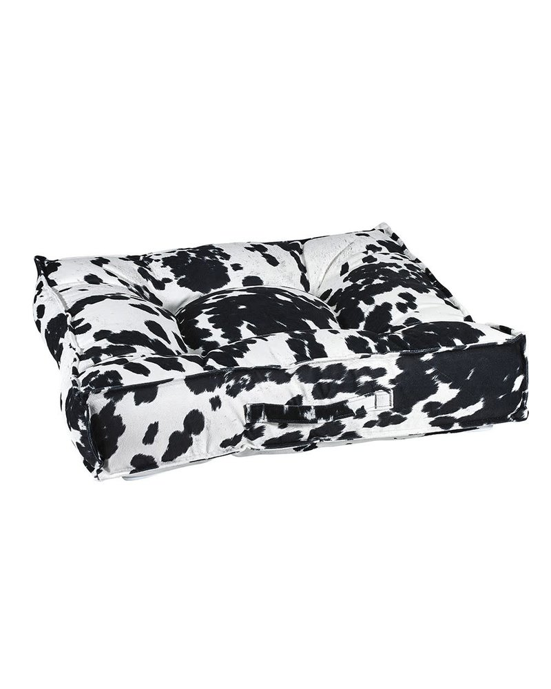 Bowsers Piazza Bed, Wrangler (Cow Print)