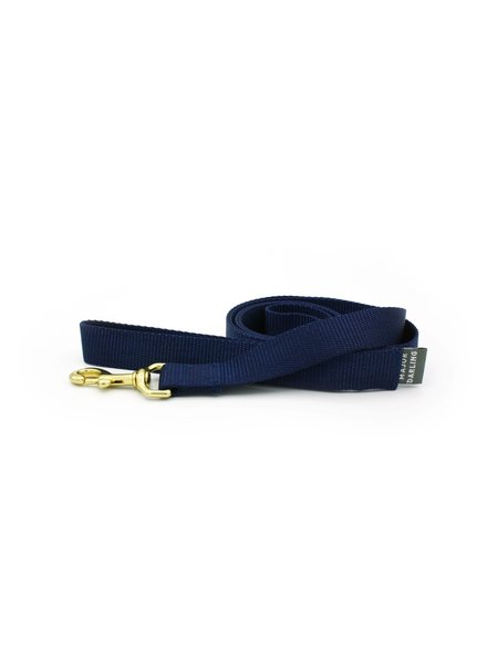 Major Darling Basic Leash, Navy