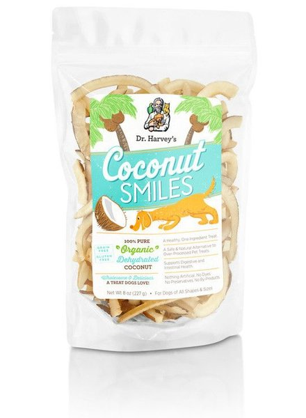 Dr. Harvey's Coconut Smiles
