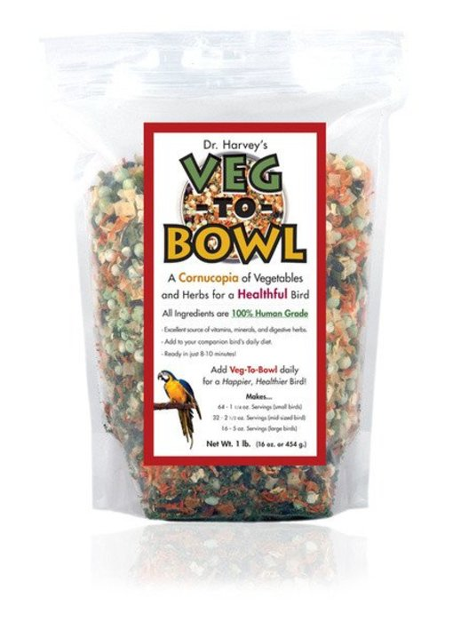 Dr. Harvey's DISCONTINUED Veg-To-Bowl