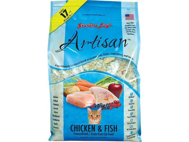 Grandma Lucy's Artisan Grain-Free Chicken & Fish