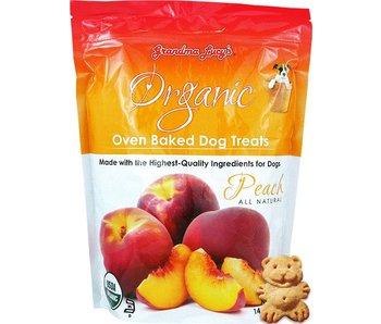 Grandma Lucy's Peach Treats