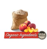 Grandma Lucy's Oven-Baked Organic Peach Treats