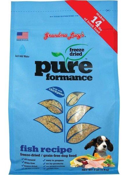 Grandma Lucy's Pureformance Fish