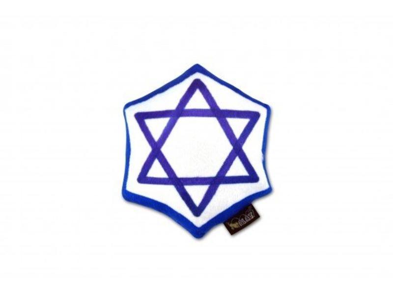 P.L.A.Y. Hanukkah Star of David Toy