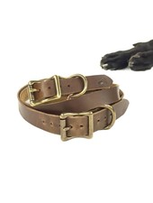 Choice Cuts Leather Collar