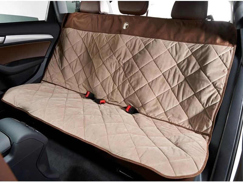 Bowsers Quilted Back Seat Cover