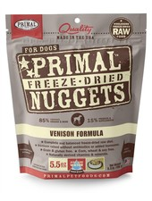 Primal Freeze-Dried Venison for dogs