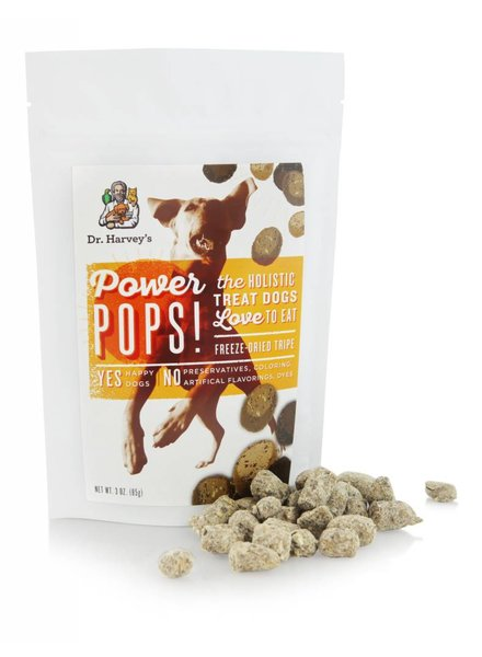 Dr. Harvey's Power Pops