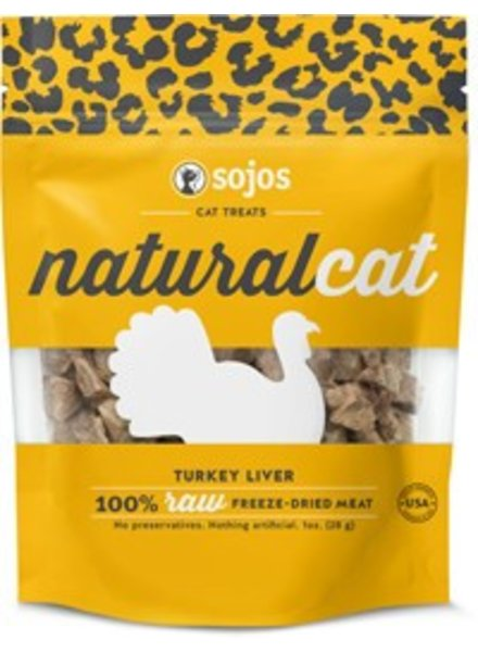 Sojos Natural Cat Turkey