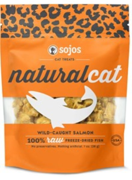 Sojos Natural Cat Salmon