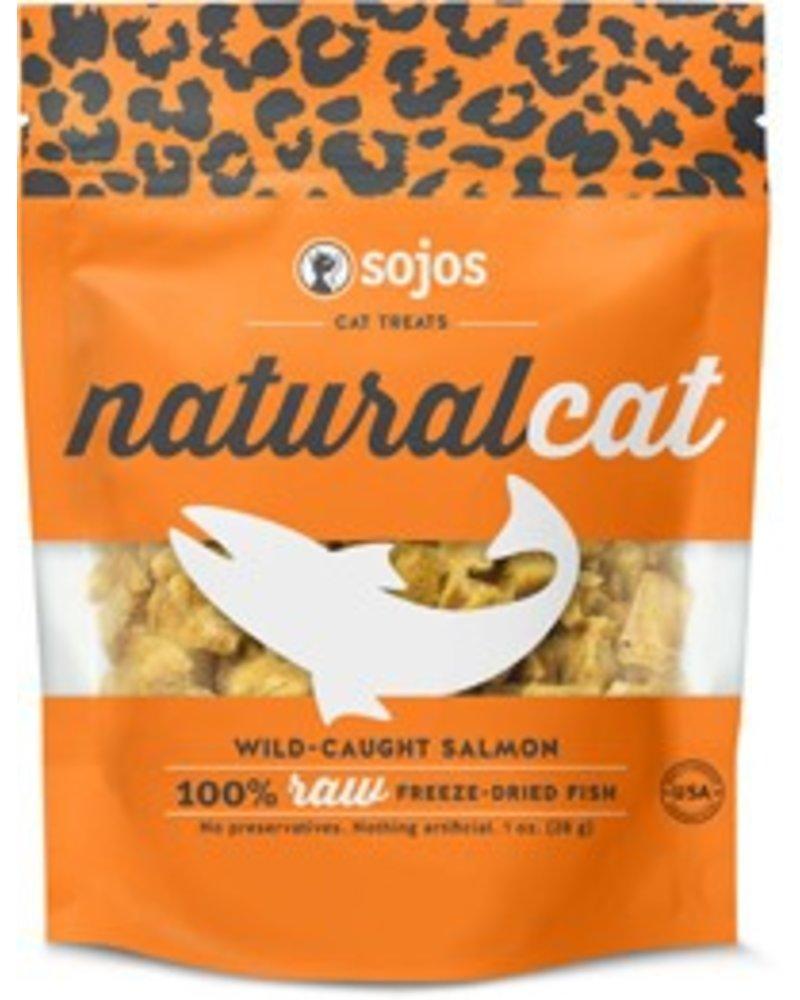 Sojos Natural Cat Salmon