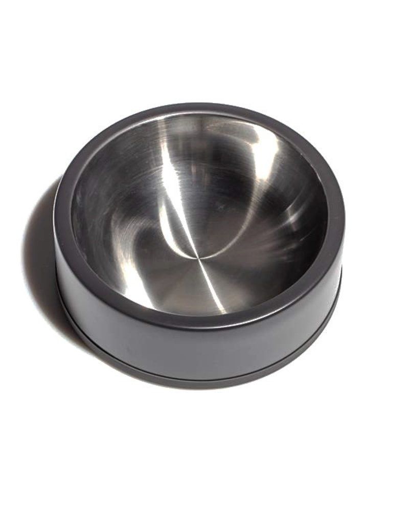 Wild One Black Stainless Bowl