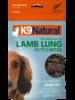 K9 Natural Lamb Lung Protein Bites