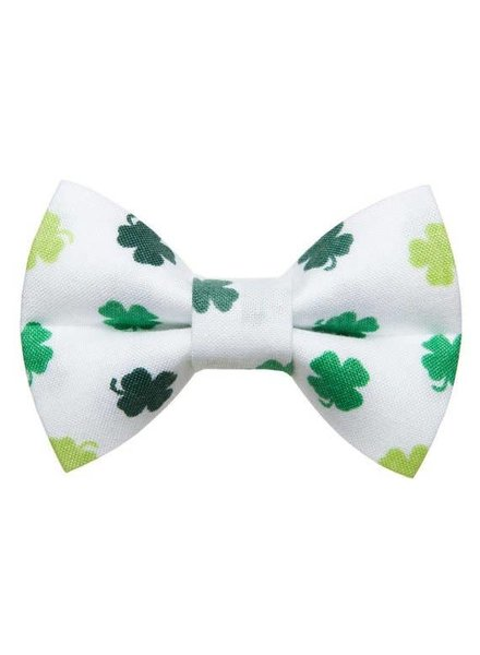 Sweet Pickles Designs Bow-Tie, Shamrock