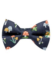 Sweet Pickles Designs Bow-Tie, Mushroom