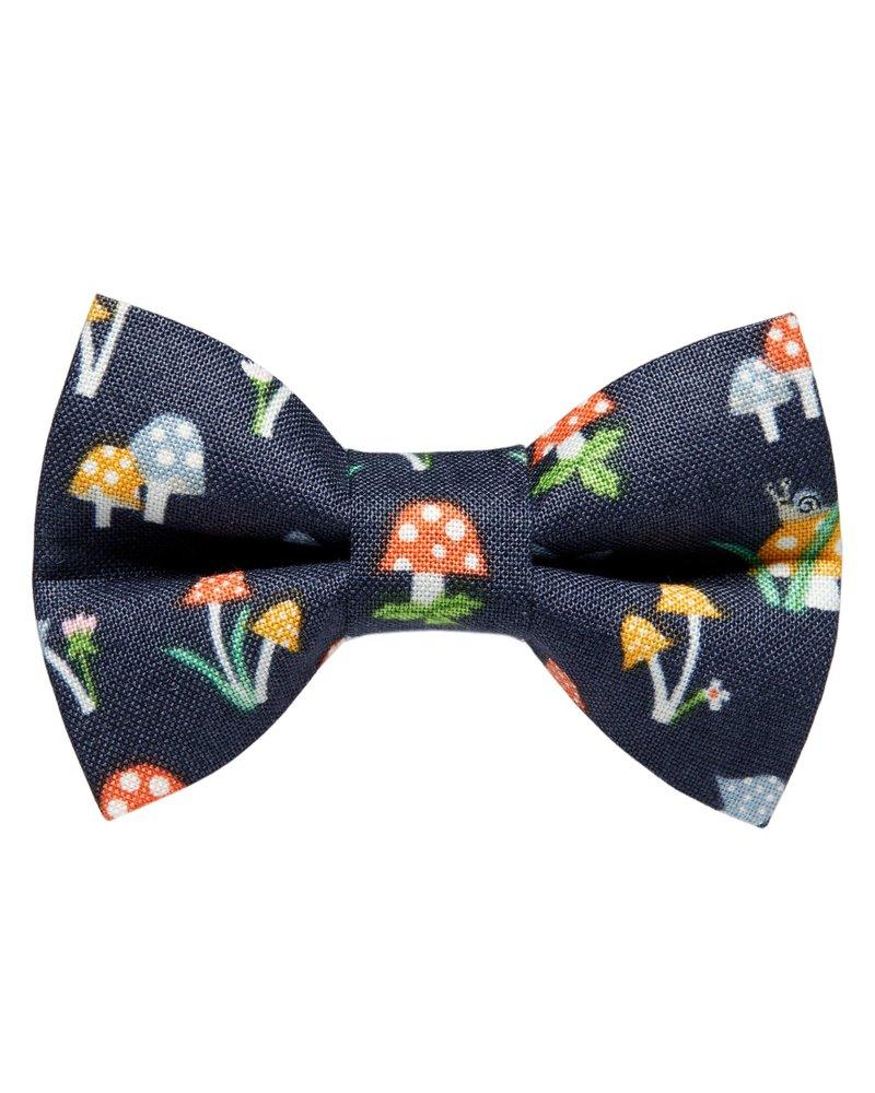 Sweet Pickles Designs Bow-Tie, Mushroom