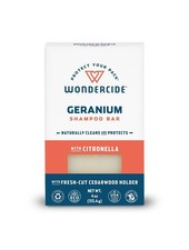 Wondercide Geranium Flea & Tick Shampoo Bar