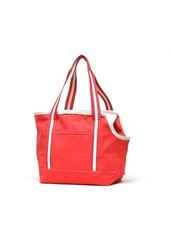 ShoreBags Pet Tote, Red