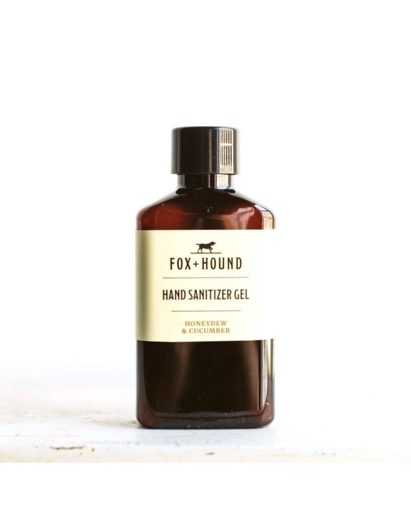 Fox + Hound Hand Sanitizer Gel Honeydew + Cucumber
